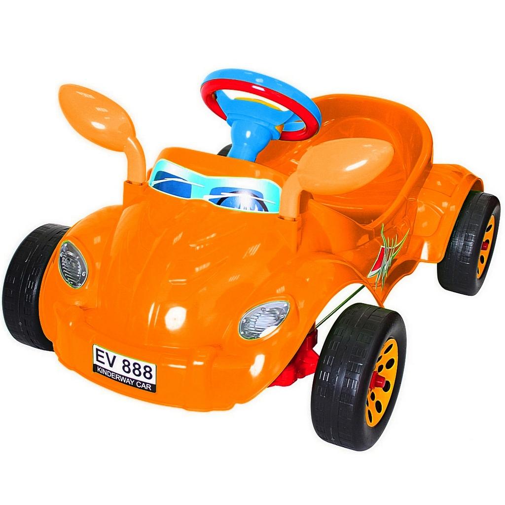 Детская педальная машина