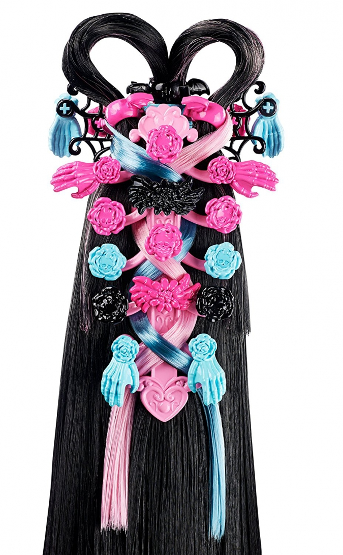 Куклы : Кукла Monster High Дракулаура Стильные прически